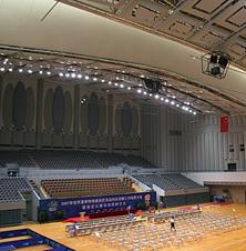 上海闵行体育馆