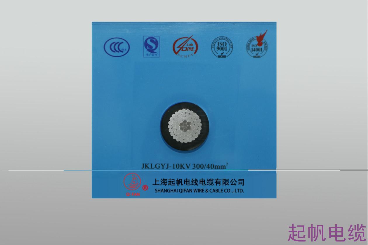 架空电缆及钢芯铝绞线JKLGYJ-10KV 300 40mm2